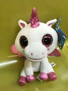 Big eyes unicorn
