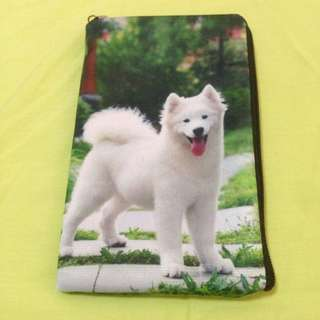 dog phone pouch 🍃