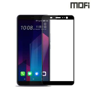 HTC U11+ (U11 Plus) MOFI 3D曲面鋼化玻璃膜 全屏覆蓋強化玻璃貼 0097A