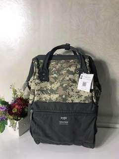 Anello Camo Backpack