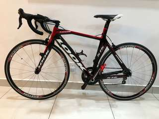 Look 576 carbon road bike for sale