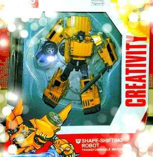 WeiJiang Transformers