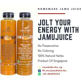 🚚 Jamu Juice For Him