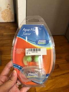 New - Zoggs Aqua Plug Junior