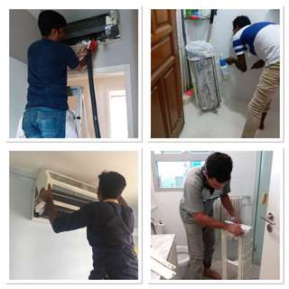 Aircon servicing for residential homes at affordable rate!