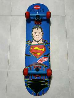 Almost Skateboards Mullen Superman 7.4 Mid Complete