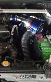 Universal Open Pod / Air Intake Heat Shield