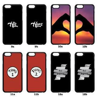 Couple phone Cases Part 3