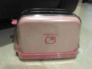 Hello kitty vintage toaster 多士爐
