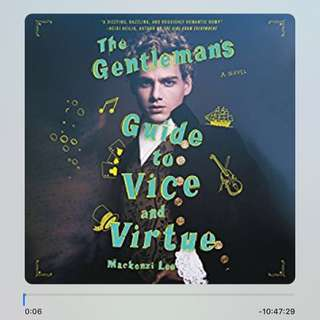 The Gentleman's Guide to Vice and Virtue Audiobook
