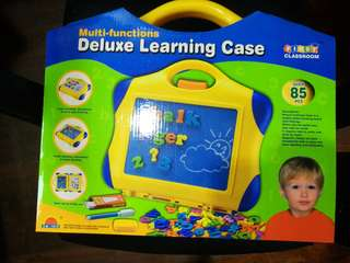 Deluxe Learning Case