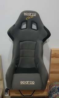 Sparco corsa full bucket seat