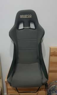 Sparco REV full bucket seat