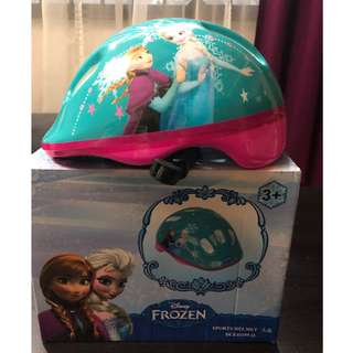Girl's Frozen Helmet (6-8 yr old)
