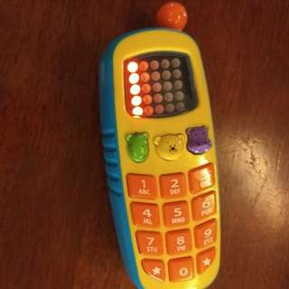 Toys r us phone (number, alphabet and song)