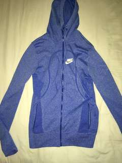 Nike athletic running jacket