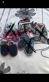 Quiksilver & Roxy Baby Shoes