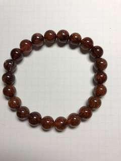 紅銅鈦手珠