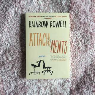 Attachments - Rainbow Rowell