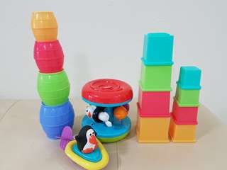 Playskool bundle toys
