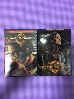 Original DVD: Hunger Games