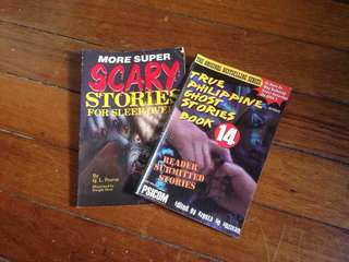 Philippine Ghost Stories (TAKE ALL)