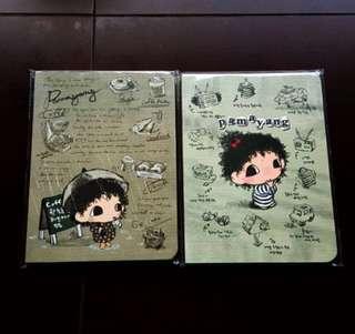 BN Cute Korean Notebook Bundle