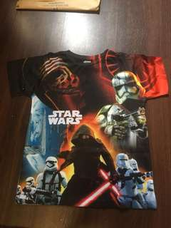 Kids Star Wars Tee