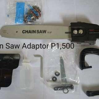 Chain Saw Adaptor