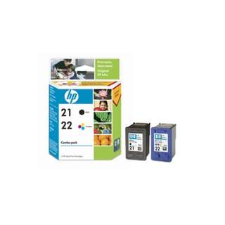 CC630AA – Hp 21/22 Combo Pack CC630AA Original Ink Cartridge