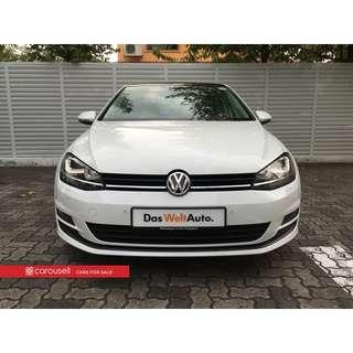 Volkswagen Golf 1.4A TSI EQP