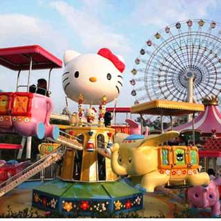 Sanrio Hello Kitty and Thomas Town Admission Ticket