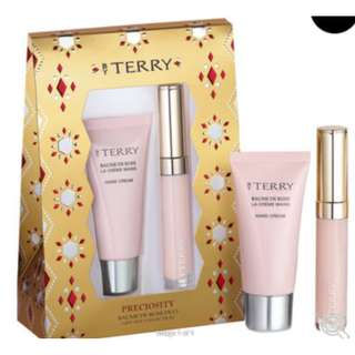 BY TERRY Preciosity Baume De Rose Duo Gift Set RRP$88