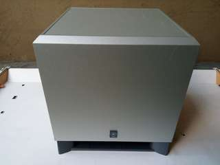 Yamaha YST-SW010 subwoofer with QD and YST technology