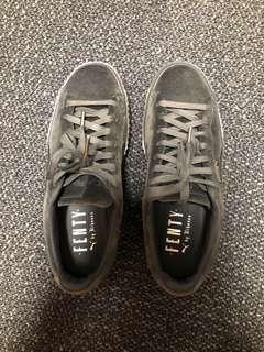 Puma fenty velvet sneakers