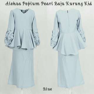 Peplum Baju Raya Set With Mom