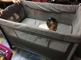 Baby 1st Crib Playpen