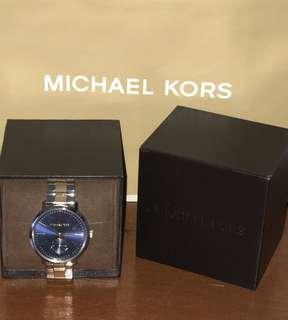 Michael Kors Jaryn Two-Tone Watch