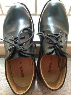 Bata Boy Leather Shoes