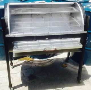 BARBECUE SMOKER GRILL ( the best custom BBQ set)