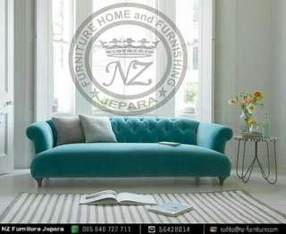 Sofa Bed Deep Shabby