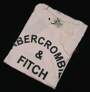 A&F Pink Shirt