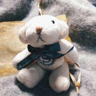🚚 小熊娃娃 幸運娃娃 交換禮物