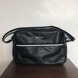 Black Daniel Hechter Messenger bag for Men