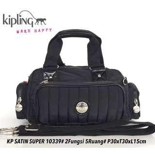 Tas Wanita Kipling Handbag Selempang Satin 5 Ruang 10339 - 10