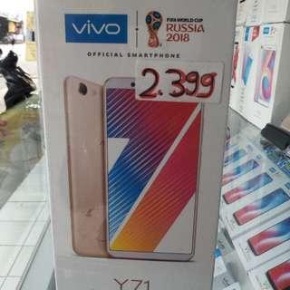 Vivo Y71 bisa di kredit murah