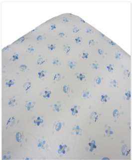 Cot mattress fitted sheet (new)