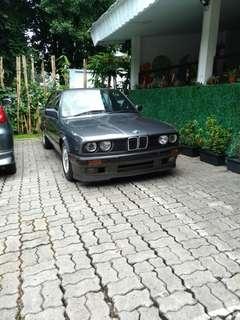 BMW 318i E30 M40 1990