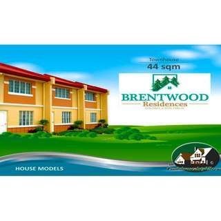 Affordable house and lot near Clark Green City - Brentwood Residences