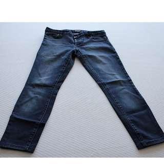 Bardot blue women's jeans size 10.
